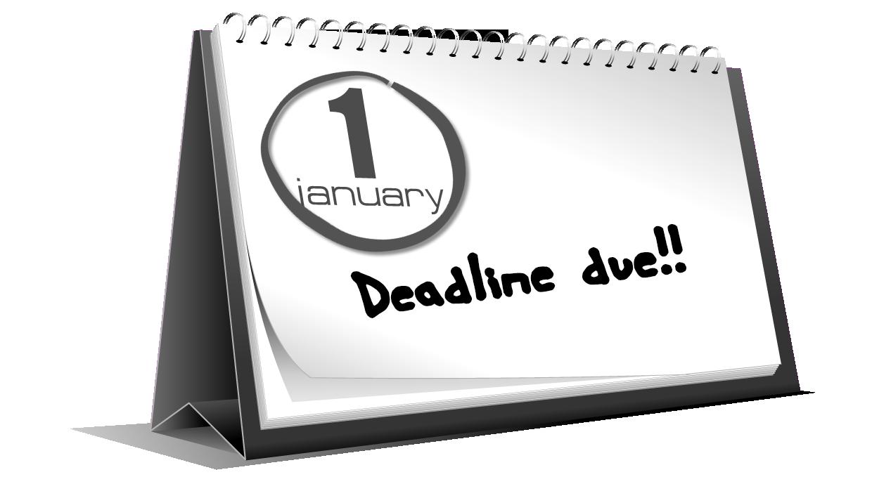 Blog - Deadline