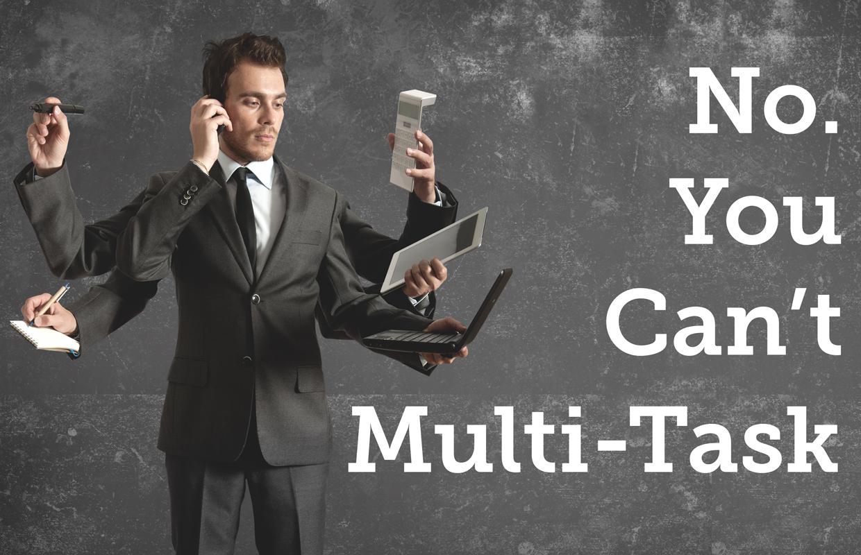 Blog - Multi-tasking