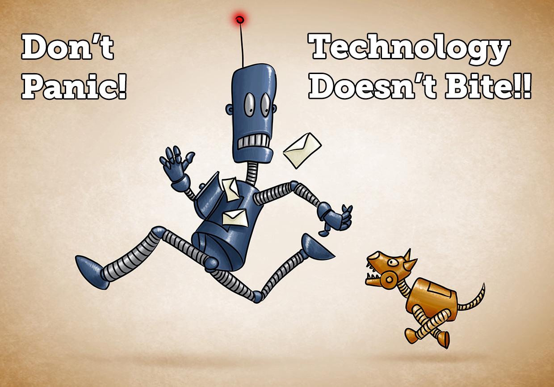 Technology doesn't Bite